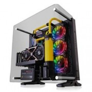 THERMALTAKE CASE MID-TOWER NO PSU CORE P3 TG USB 3.0*2 2.0*2 VETRO TEMP.CURVO