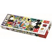 Puzzle clasic pentru copii - Legendarul Mickey Mouse 500 piese