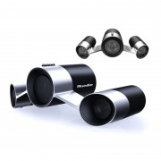Boxa Portabila Wireless Bluedio US (UFO) Stereo Sunet 3D Bluetooth Sistem 2.1 Microfon incorporat