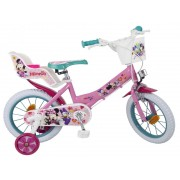 Bicicleta copii Toimsa Disney Minnie Mouse 14 inch