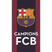 FC Barcelona Handduk 35 x 65 cm