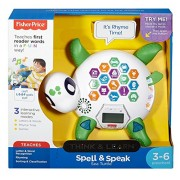 Fisher Price Think and Learn Spell and Speak Sea Turtle