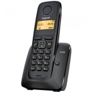 Siemens Telefon GIGASET A120 Czarny