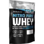 Proteina Pudra Nitro Pure Whey 454 grame Bio Tech USA