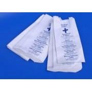Higiéniai zacskó, papír, 25 zacskó/csomag