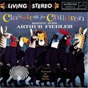 Video Delta Fiedler,Arthur - Classics For Children - CD