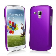 Hard Back Case for Samsung Galaxy S4 i9500 - Purple