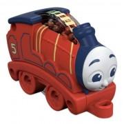 Set de joaca Fisher-Price Thomas si prietenii Prima mea Locomotiva James