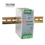 40A DC UPS Modul za kontrolu baterija UPS sistema na DIN