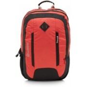 Harissons HB1072ROUGERED 20 L Backpack(Red, Black)