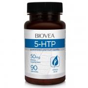 5-HTP, 50 mg, 90 capsule