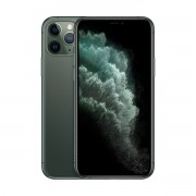 Apple iPhone 11 Pro 64GB - фабрично отключен (тъмнозелен)