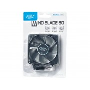 Ventilator Deepcool Ventilator Wind Blade 80mm LED