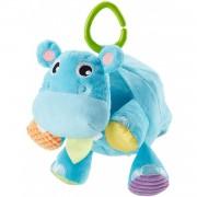 Fisher Price Fisher-price Gimnasio Activity 2 En 1, Manta De Juego Para Bebé Mattel