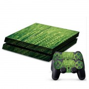 Vinyl Stickers voor PS4 Game Console