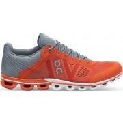 On Cloudflow - scarpe running neutre - uomo - Orange/Glacier