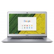 Acer chromebook Chromebook 15 CB515-1HT-C1W7 zilver