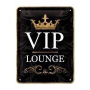 Merkloos VIP thema Muurdecoratie VIP Lounge 15 x 20 cm
