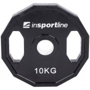 Greutate cauciucata inSPORTline Ruberton 10 Kg