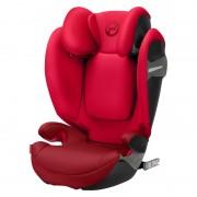Cybex autosjedalica Solution S-Fix Rabel red