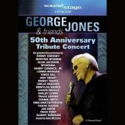 George Jones & Friends - 50th Anniversary Tribute Concert (0607396804023) (2 DVD)