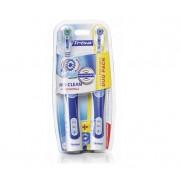 Periuta de dinti electrica Trisa Pro Clean Professional Duo Albastru