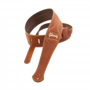 Gibson ASCL-BRN Classic Strap Brown cuero Suede Back