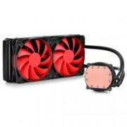 Водно охлаждане DeepCool Maelstorm 240, съвместимост с LGA 1156/1155/1150/1151, AMD FM2/FM1/AM2/AM2+/AM3/AM3+/1366/2011