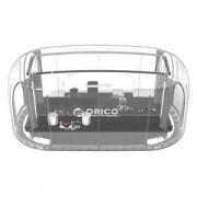 Прозрачна кутия за диск 2.5/3.5 Orico USB3.0 6139U3, 6139U3-CR_VZ