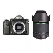 Pentax KP + 18-135mm f/3.5-5.6 ED AL (IF) DC WR - nero - 2 anni di garanzia