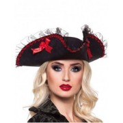 Chapéu sexy pirata mulher