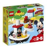 LEGO DUPLO - Disney Junior, Barca lui Mickey 10881