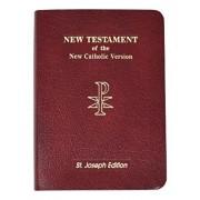New American New Testament Bible, Hardcover/Catholic Book Publishing Corp