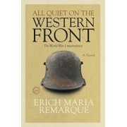 All Quiet on the Western Front, Paperback/Erich Maria Remarque