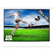 "FrontStage Pantalla de proyector con perfecta calidad HDTV 200x150 cm 100"" (PS-PSEC-100"")"
