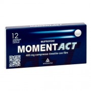 Angelini Spa Momentact 12 Compresse Rivestite 400mg