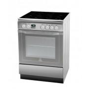 Стъклокерамична готварска печка Indesit I6VMC6A X
