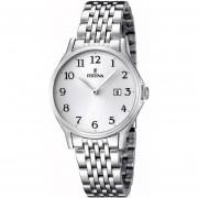 Reloj F16748/1 Plateado Festina Acero Moda Festina