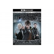 Blu-Ray Fantastiska Vidunder 2 (4K UHD) 2018 4K Blu-ray
