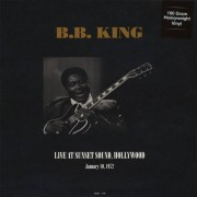 It-Why King B.B. - Live At Sunset Sound, Hollywood Ca Jan.10, 1972 - Vinile