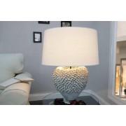 Stolná lampa Sissi biela