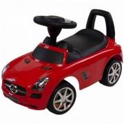 Masinuta fara pedale Mercedes Rosu Sun Baby