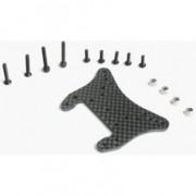 Carbon Front Turnul Shock - Set (VRX / 10902)