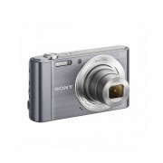 Camera foto compacta Sony Cyber-shot DSC-W810 20.1 Mpx zoom optic 6x Arginiu