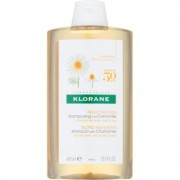 Klorane Camomille champú para cabello rubio 400 ml
