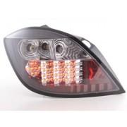 FK-Automotive fanale posteriore a LED per Opel Astra 5 porte (tipo H) anno di costr. 04-, nero