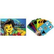 Explosive Potential Magic Juego de Libros Que cambian de Color, Viene con Tarjetas Flash a Juego