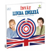 Invat limba engleza/ carti educative cu cd