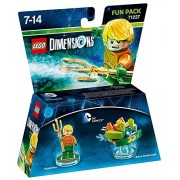 LEGO Dimensions Aquaman Fun Pack DC Comics 71237 [Parallel import goods]