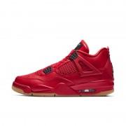 Chaussure Air Jordan 4 Retro pour Femme - Rouge